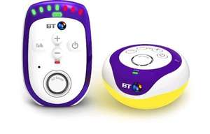 bt baby monitor just £24.99 was £44.99 @ Telephones Online
