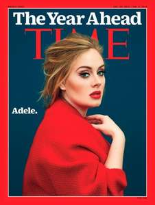Free issue of Time Magazine (physical copy)