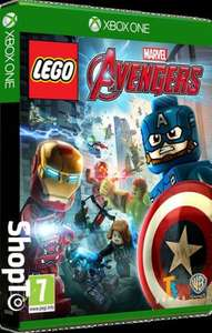 LEGO Marvel Avengers Plus Thunderbolts Character Pack | XBOX ONE - £26.86 ShopTo