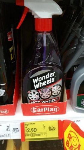 Wonder wheels Hot wheels Asda in-store only