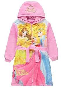 Disney Princesses Dressing Gown 2-4 years Half price £5.00 @ George Free C&C Asda
