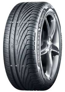Uniroyal RainSport 3  205/55/16 R16 91V  Fully Fitted Tyre  £45.90 (Goodyear and Dunlop for £49.90)  f1autocentres