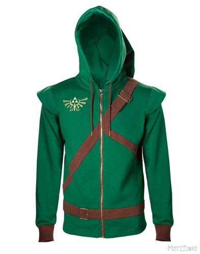 Legend of Zelda hoodie pre order £39.99 delivered @  Merchoid