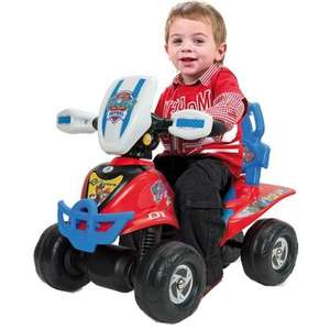 Paw Patrol Quad Ride-On now £29.99 delivered at Toys R Us