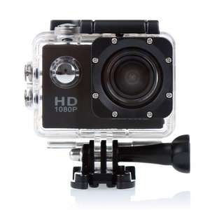 Cs710 waterproof 1080p action camera £32.96 delivered @ Amazon