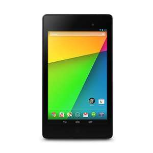 Nexus 7 16GB 2013 Black £99.99 from Argos with free click and collect and Argos's eBay Account