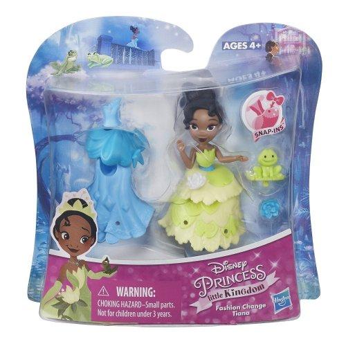 Disney Princess Little Kingdom Fashion Change Doll Glitch £3.50 Sainsbury's