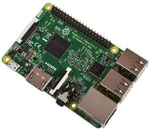 Raspberry Pi 3 model b SBC £26.75 free next day delivery at RS