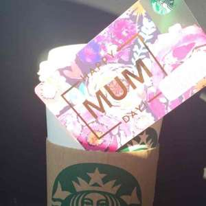 ANY TALL DRINK FREE WHEN YOU BUY £10 GIFT CARD at STARBUCKS!