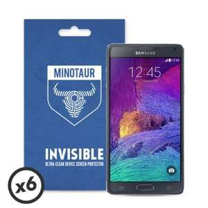 Minotaur Screen Protectors/Tempered Glass SALE @ Amazon sold by Minotaur Accessories