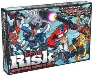 Transformers Risk for £19.98 @ Groupon - half the price of Argos/Tesco
