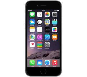 APPLE iPhone 6 - 128 GB, Space Grey £498.97 @ Currys