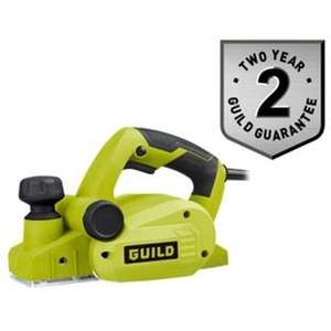 Guild Wood Planer [650W] £20.39 @ Argos