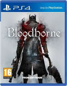 Bloodborne PS4 [Used] £16.50 Delivered @ XVMarketplace