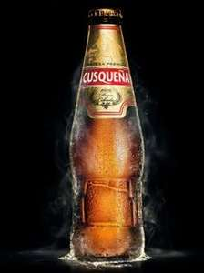Cusquena Beer 620ml bottle 5% £1.19 @ Home Bargains
