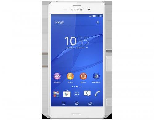 Sony Xperia Z3 White (Sim Free) - £244.30 direct from Sony