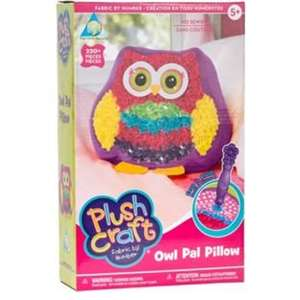 Plushcraft Owl Pal Pillow was £15.99 now £9.99 Delivered @ Argos