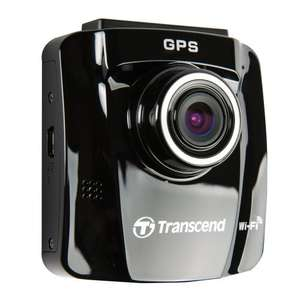 Transcend 16GB Drive Pro 220 Car Video Recorder with GPS £91.99 @ Amazon Lightning Deal