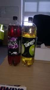 6x2ltr bottles Tango for 99p @ 99p stores Luton