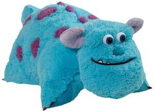 Pillow Pets reduced to £4.99 + £3.99 Delivery @ Pillow Pets (Sulley, Poppet - Moshi Monster & ID Puppy)
