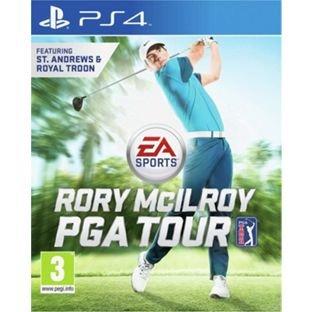 Rory McIlroy PGA Tour 15 PS4 £15.99 @ Argos