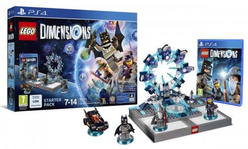 Lego Dimensions Starter Pack £59.99 delivered PS4 Grainger Games