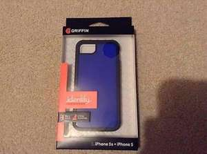 Griffin ULTRA SLIM & Original Identity iPhone Case £1 at Poundland