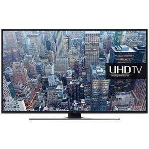 "Samsung UE48JU6400 (4K 48"" TV with 5yr G) £519 price match @ John Lewis"