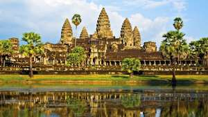 *From London* 3 week Thailand & Cambodia Trip highly rated accommodation 8-29 April £696.51pp