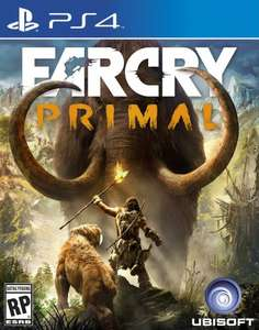 Far Cry Primal (PS4) £36.49 @ Amazon (+£2.03 delivery) Sold by The Game Collection