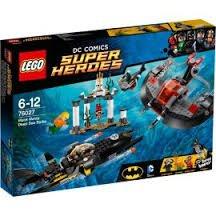 LEGO DC Super Heroes Batman: Black Manta Deep Sea Strike 76027 £39.99 plus 500 extra clubcard points @ Tesco Direct