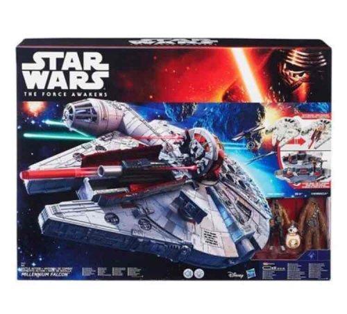 Star Wars Battle Action Millennium Falcon, £79.87 @ Amazon. Save £40+