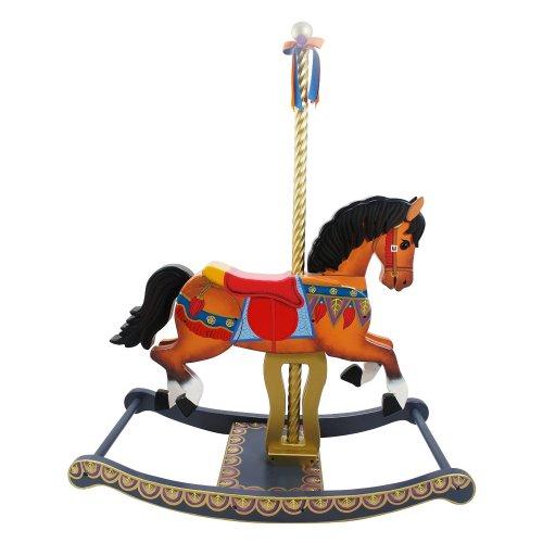 Teamson Kids Carousel Style Rocking Horse now £70.75 del @ Amazon (£180 @ Argos)