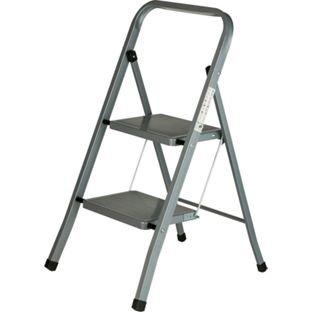 Simple Value Range 2 Step Steel Ladder now £9.99 @ Argos