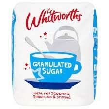 WhitworthS sugar 5kg £1.35 @ Iceland instore