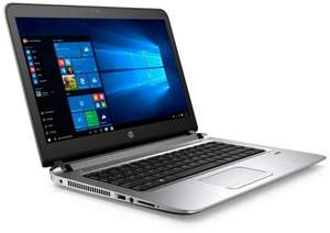 HP Probook 455 G3 (good quality business laptop), A10-8700P Quad Core, 1TB HDD, 15.6, 8GB RAM, Radeon™ R6 for £319.98 @ Ebuyer, £289.98 after cashback