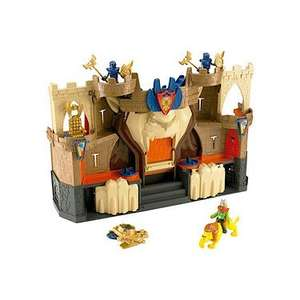 Imaginext Lions Den Castle @ The Entertainer £14.99