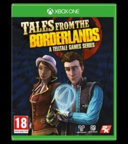 Tales From The Borderlands - Only at GAME (XO/PS4) £14.99 Delivered @ GAME