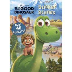 Disney Pixar the Good Dinosaur Sticker Scenes £1 del @ Tesco Direct (others in OP)