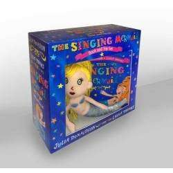 Singing Mermaid Book and Plush Toy was £12.89 now £4 Delivered @ Tesco Direct