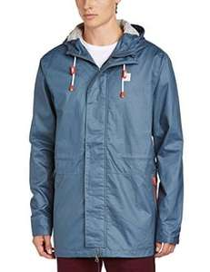 Etnies Men's Level Hooded Waxed Jacket [MEDIUM] £16.03 With Standard delivery at Amazon