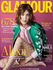 Glamour magazine 6 issues for £6 @ Magazine Boutique and a free carmex lip set Worth £19.00