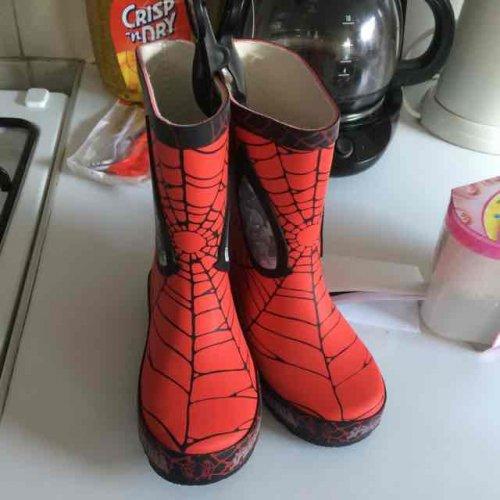 Spider-Man wellies £2.50 @ Asda / George