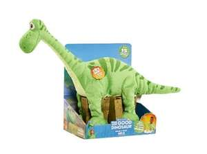 The Good Dinosaur Walk N Talk Arlo Plush £9.99 in-store @ Home Bargains