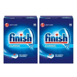 Finish Powerball Classic, 2 x 90 Pack £17.49 = 10p Each @ Costco