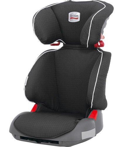 Britax Adventure Group 2-3 Car Seat - Black £29.99 @ Argos