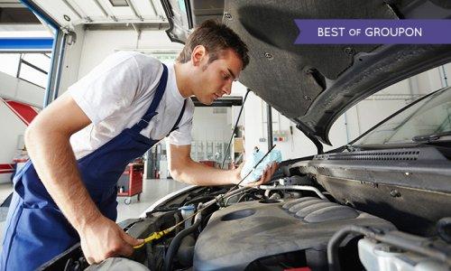 MOT and Full service  £39 @ groupon / Pit Start Garage