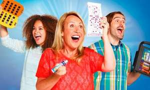 Bingo with Wine for Two or Four at Gala Bingo (Up to 67% Off) with Groupon