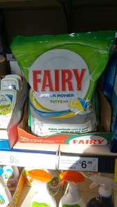 Fairy Dishwasher Tablets 90 Tabs @ Farmfoods