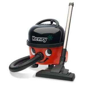 NUMATIC HVR200-12 Henry Vacuum Cleaner, Bagged, 620 Watt, Red/Black £99.95 Sold by Top Deals 4 You - UK and Fulfilled by Amazon